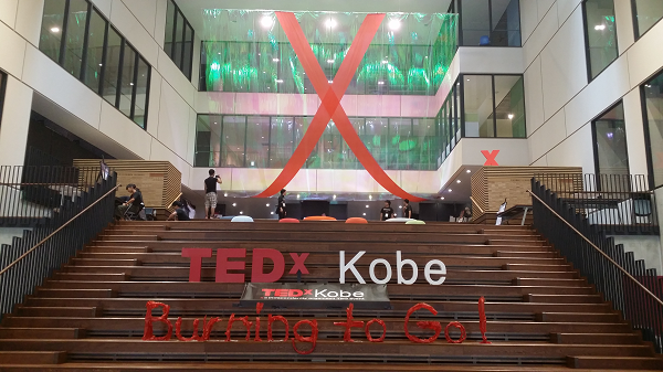 TEDxKobe写真0
